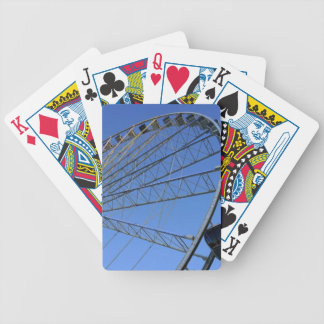 Pigeon Forge Wheel Bicycle Playing Cards