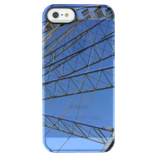 Pigeon Forge Wheel Clear iPhone SE/5/5s Case