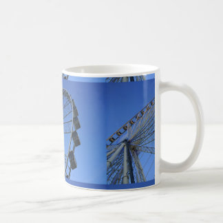 Pigeon Forge Wheel Coffee Mug