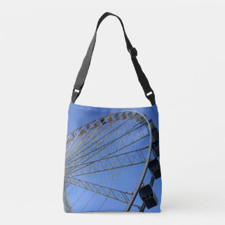 Pigeon Forge Wheel Crossbody Bag