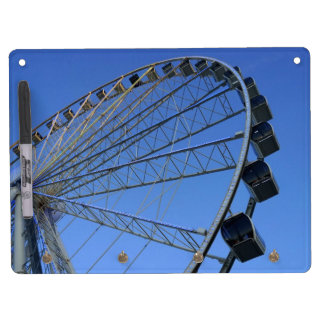 Pigeon Forge Wheel Dry-Erase Board