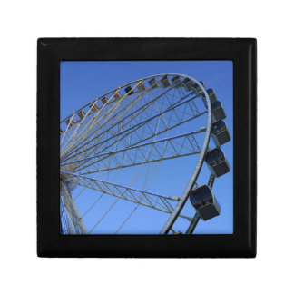 Pigeon Forge Wheel Gift Box