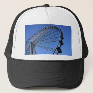 Pigeon Forge Wheel Trucker Hat