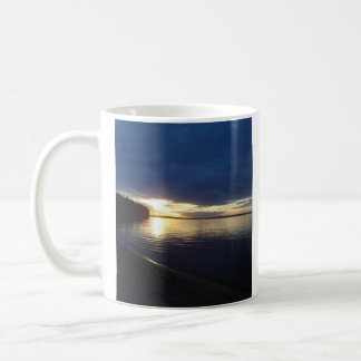 Pigeon Lake Coffee Mug