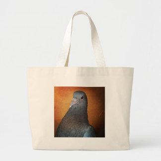 Pigeon Large Tote Bag