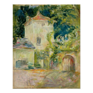 Pigeon Loft at the Chateau du Mesnil, Juziers Poster