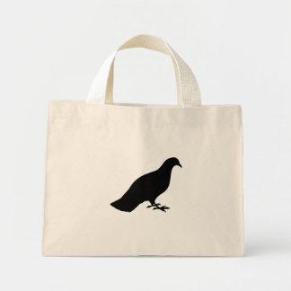 Pigeon Mini Tote Bag