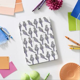 Pigeon Pals Print iPad Air Cover