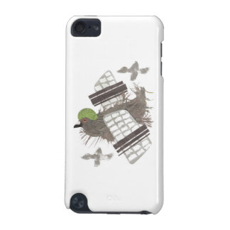Pigeon Plane 5th Generation I-Pod Touch Case
