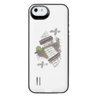 Pigeon Plane I-Phone Battery Pack iPhone SE/5/5s Battery Case