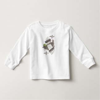 Pigeon Plane No Background Toddler Jumper Toddler T-shirt