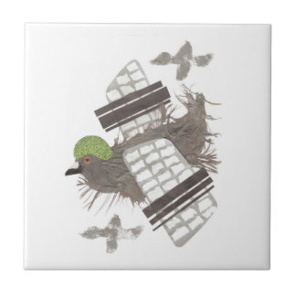 Pigeon Plane Tile