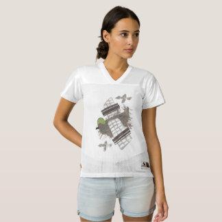 Pigeon Plane Women's Sport T-Shirt
