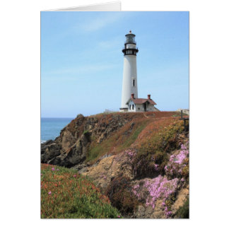 Pigeon Point Lighthouse 2 Card