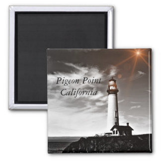 Pigeon Point Lighthouse ca magnet