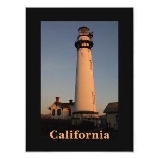 Pigeon Point Lighthouse Photo Print