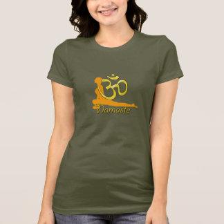 pigeon-pose, namaste T-Shirt