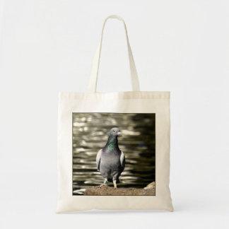 Pigeon Tote Bag
