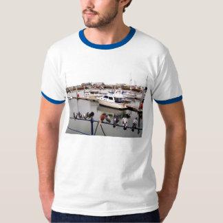 PIGEONS AT GUERNSEY MARINA T-Shirt