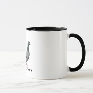 Pigeons for Peace Mug