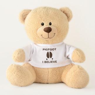Pigfoot - I Believe Teddy Bear