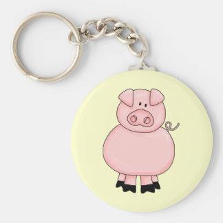 Piggie Key Chains