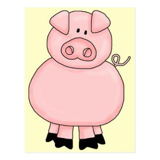 Piggie Postcard