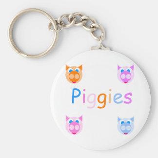 piggies keychain