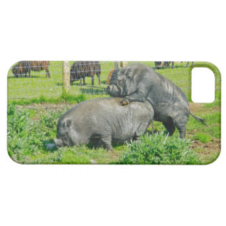 Piggy Back Ride iPhone 5 Covers