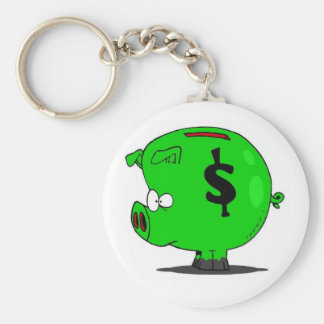Piggy Collection Keychains