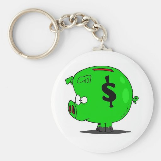 Piggy Collection Key Chains