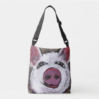 Piggy Cross-body Tote