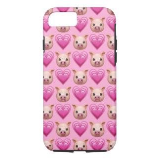 Piggy Emoji iPhone 8/7 Phone Case