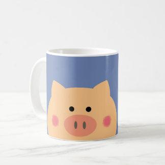 Piggy Face Coffee Mug