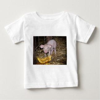 Piggy farm baby T-Shirt