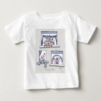 piggy forever blue baby T-Shirt