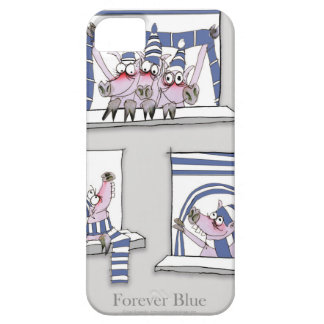piggy forever blue iPhone 5 covers