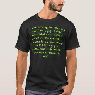 Piggy Joke T-Shirt