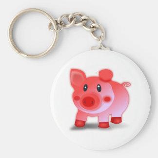 Piggy Keychains