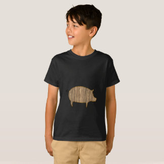 Piggy Kids' Hanes TAGLESS® T-Shirt