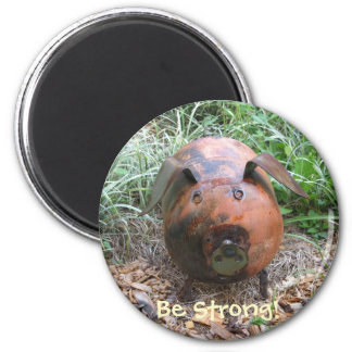 Piggy Magnet Diet Aid