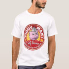 Piggy Mart Employee of The Month Vintage T-Shirt