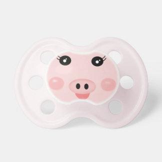 piggy pacifier