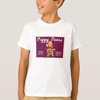 Piggy Pears Brand T-Shirt