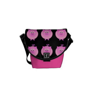 Piggy Pig Commuter Bag