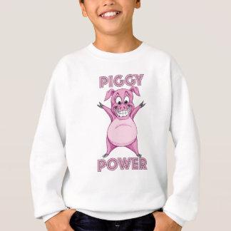 PIGGY POWER SWEATSHIRT