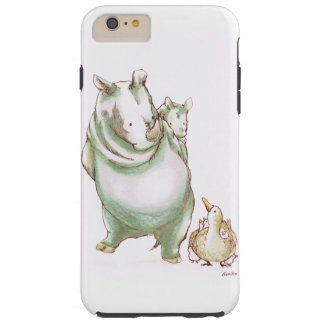 Piggyback Tough iPhone 6 Plus Case