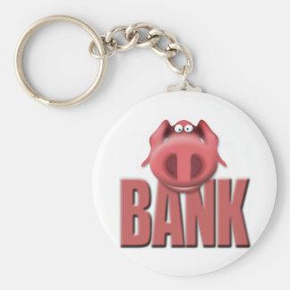 piggybank keychain