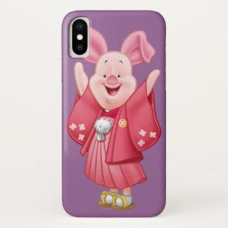 Piglet 10 iPhone x case