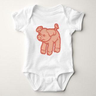 Piglet Baby Bodysuit